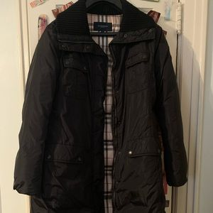 Burberry Quilted Down Puffer
